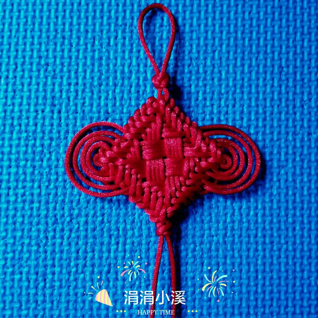 中国结论坛 花纹宝结和宝结连套馨结  作品展示 161641j6nt5nr715703ut5