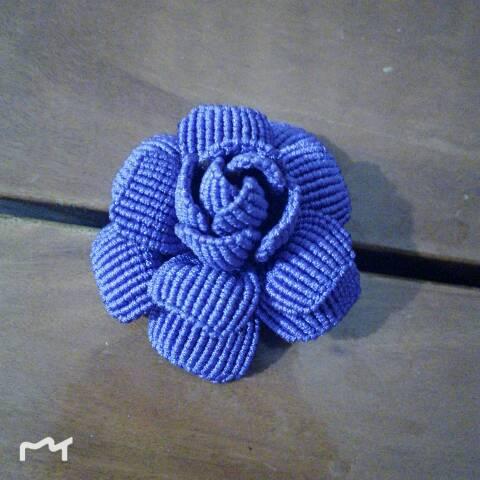 中国结论坛 终于编成了一朵玫瑰花!  作品展示 001214ku2yeutp4ih6yy2e