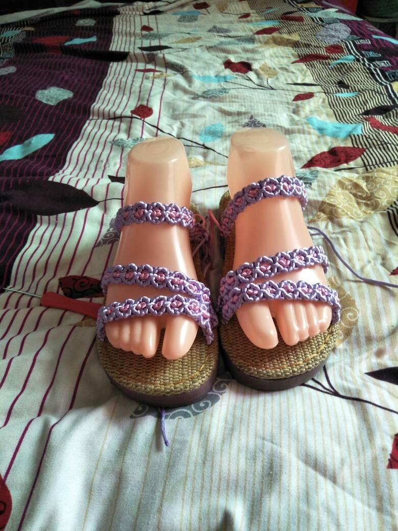 中国结论坛 编织拖鞋  作品展示 232240jox0h0iocozjph0m