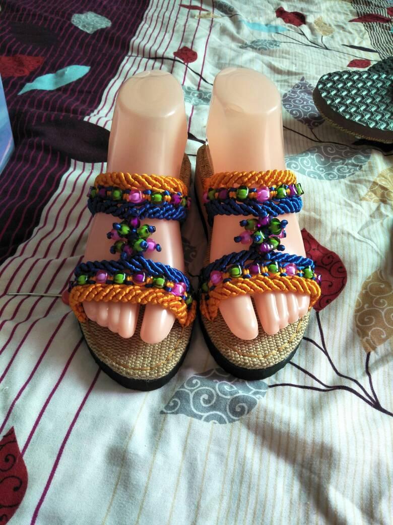中国结论坛 编织拖鞋  作品展示 232244fjnicnzkqnr3yjk3