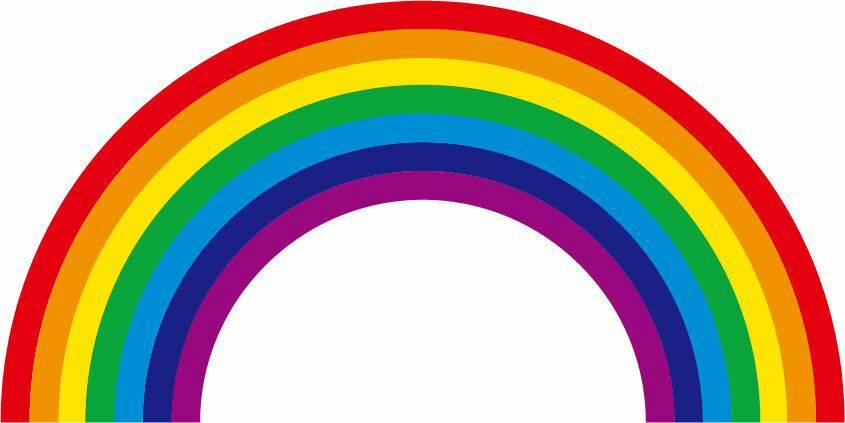 中国结论坛 寻求意见,如果吧彩虹的颜色编花嫁,和好看吗  结艺互助区