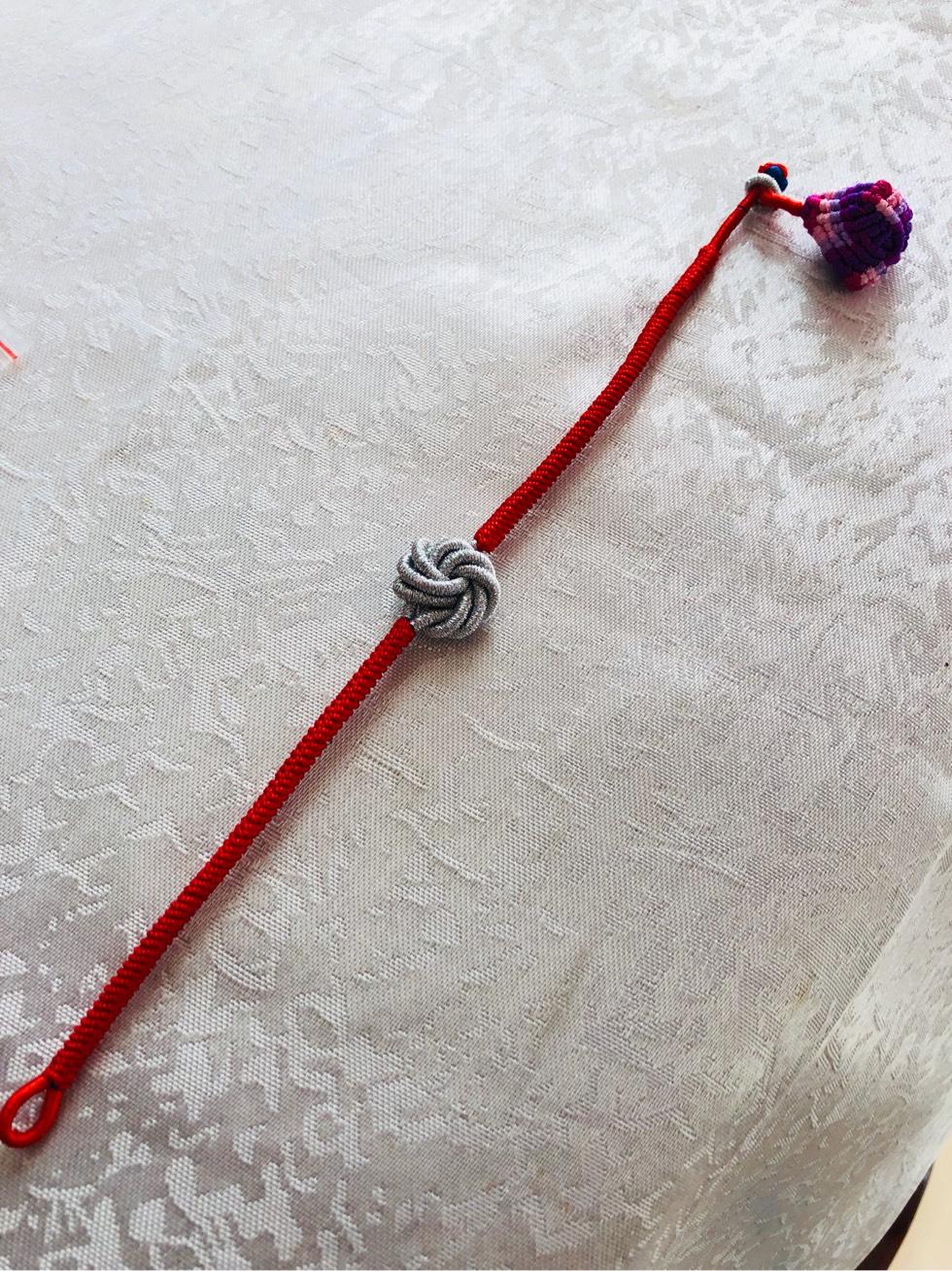 中国结论坛 第一次做手链  作品展示 122440u835f5855154ki05
