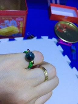 中国结论坛 小戒指一玫。  作品展示 220940qz24evkjkfm2z2vk