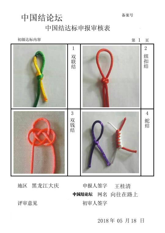 中国结论坛 向往在路上-初级达标申请稿件  中国绳结艺术分级达标审核 111754s1y5gqq71dqti1mn