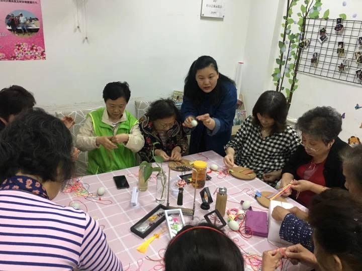 中国结论坛 上海青编舍于今日正式成立  结艺网各地联谊会 163123mm3nmj3m2qz1faml
