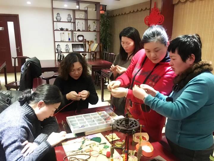 中国结论坛 上海青编舍于今日正式成立  结艺网各地联谊会 163124pcmy5jyk1wc9fc1o