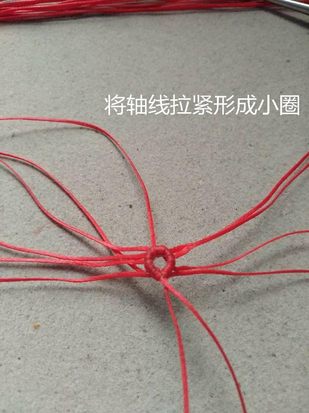 中国结论坛 流苏帽小教程  图文教程区 173544wmuhdxepdpwwd2cu