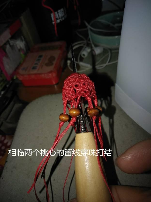 中国结论坛 流苏帽小教程  图文教程区 173600ca39xg363a9b8fkf
