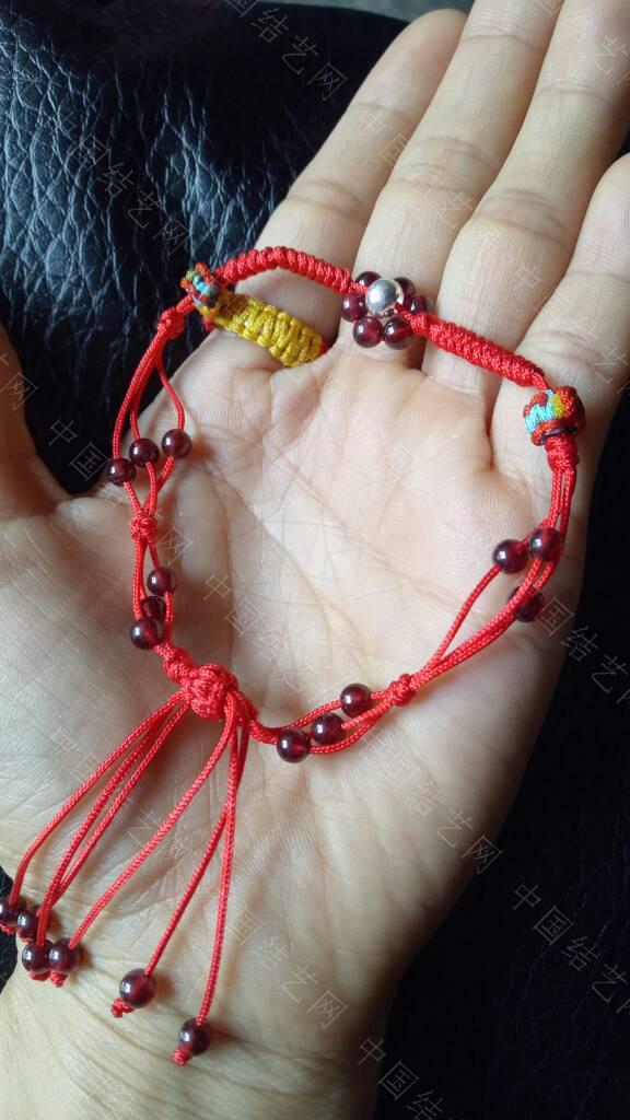 中国结论坛 红绳石榴石转运珠脚链 石榴石,脚链,转运,红绳,石榴 作品展示 040328fim18a6eyu1zyiir