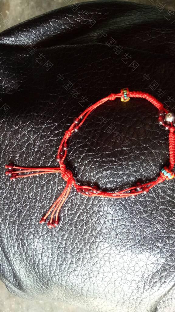 中国结论坛 红绳石榴石转运珠脚链 石榴石,脚链,转运,红绳,石榴 作品展示 040329il1x3tpp3tbu311p