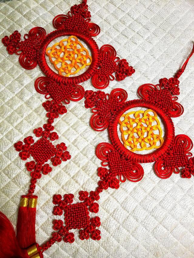 中国结论坛 为朋友做的挂饰  作品展示 090331pbr1bgrargjrmcay