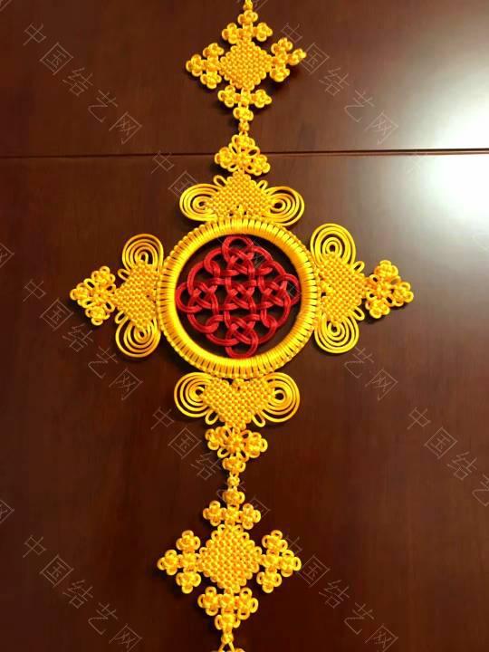 中国结论坛 为朋友做的挂饰  作品展示 090332yh8qpxddyf7h60c6