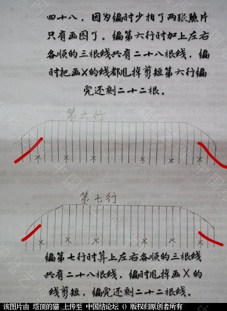 中国结论坛 十二生肖之小牛  立体绳结教程与交流区 223723jzrd06b6cpcj3ni6
