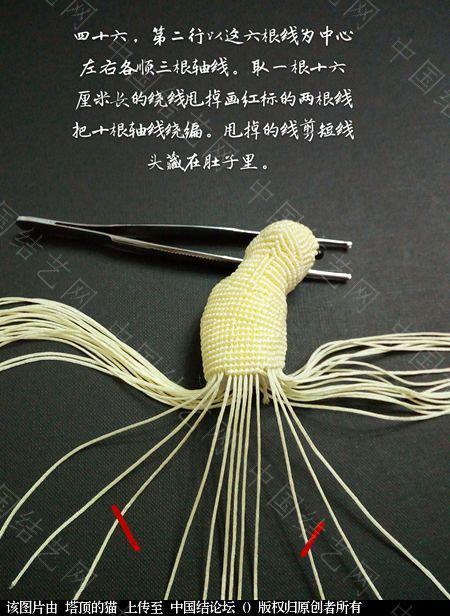 中国结论坛 十二生肖之小牛  立体绳结教程与交流区 223734y5wmt2ctgkwrmooc