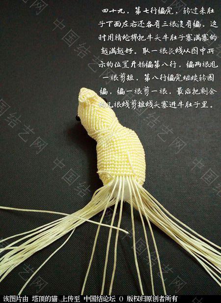中国结论坛 十二生肖之小牛  立体绳结教程与交流区 223735vhdr88zhdfl0mdgm