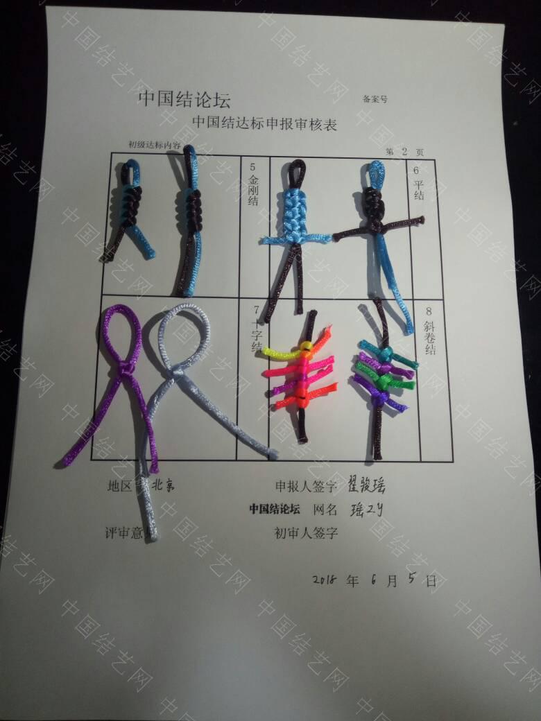 中国结论坛 瑶zy-初级达标申请稿件  中国绳结艺术分级达标审核 233215wyzurr3p8zxq80op