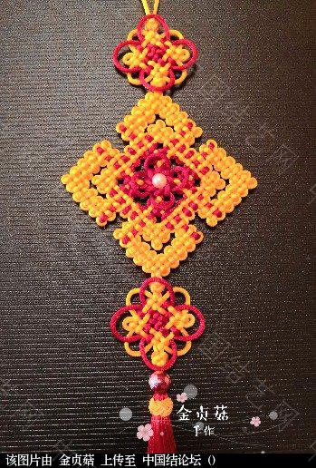 中国结论坛 盘长五回菱  作品展示 154340sspbdbzby57ze04b