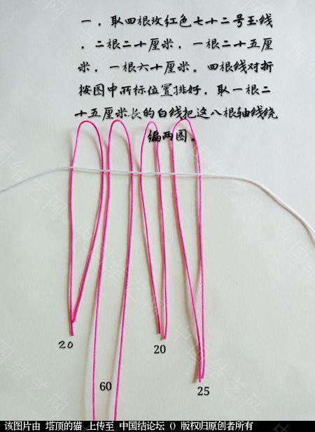 中国结论坛 蝴蝶兰小包饰  立体绳结教程与交流区 103718dnl1yxn0mnffy0nn