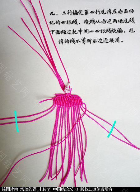 中国结论坛 蝴蝶兰小包饰  立体绳结教程与交流区 103720eetevza0aywyq3ta