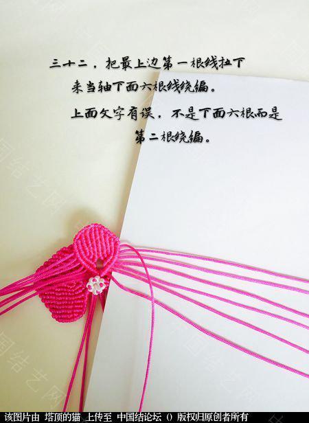 中国结论坛 蝴蝶兰小包饰  立体绳结教程与交流区 103725emyz0zommamh5o6e