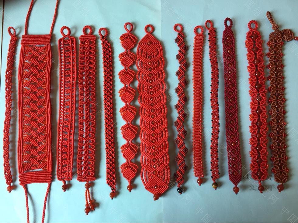 中国结论坛 百款手链集  作品展示 113452zeuuut9u2doavm96