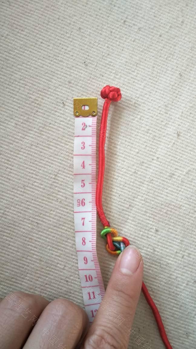 中国结论坛 五彩绳  图文教程区 200956p04g1fbgnvwfb0f9
