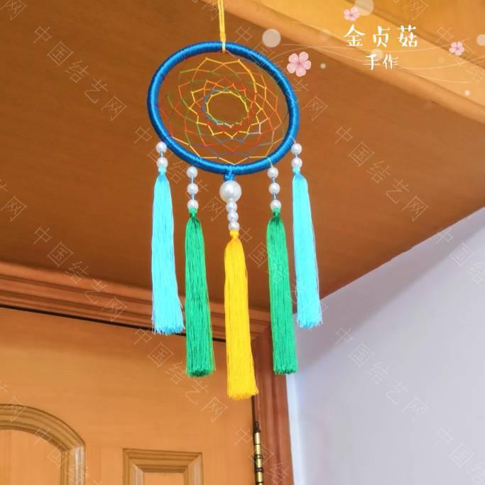 中国结论坛 中式捕梦网  作品展示 211945gj689az859x5l5hu