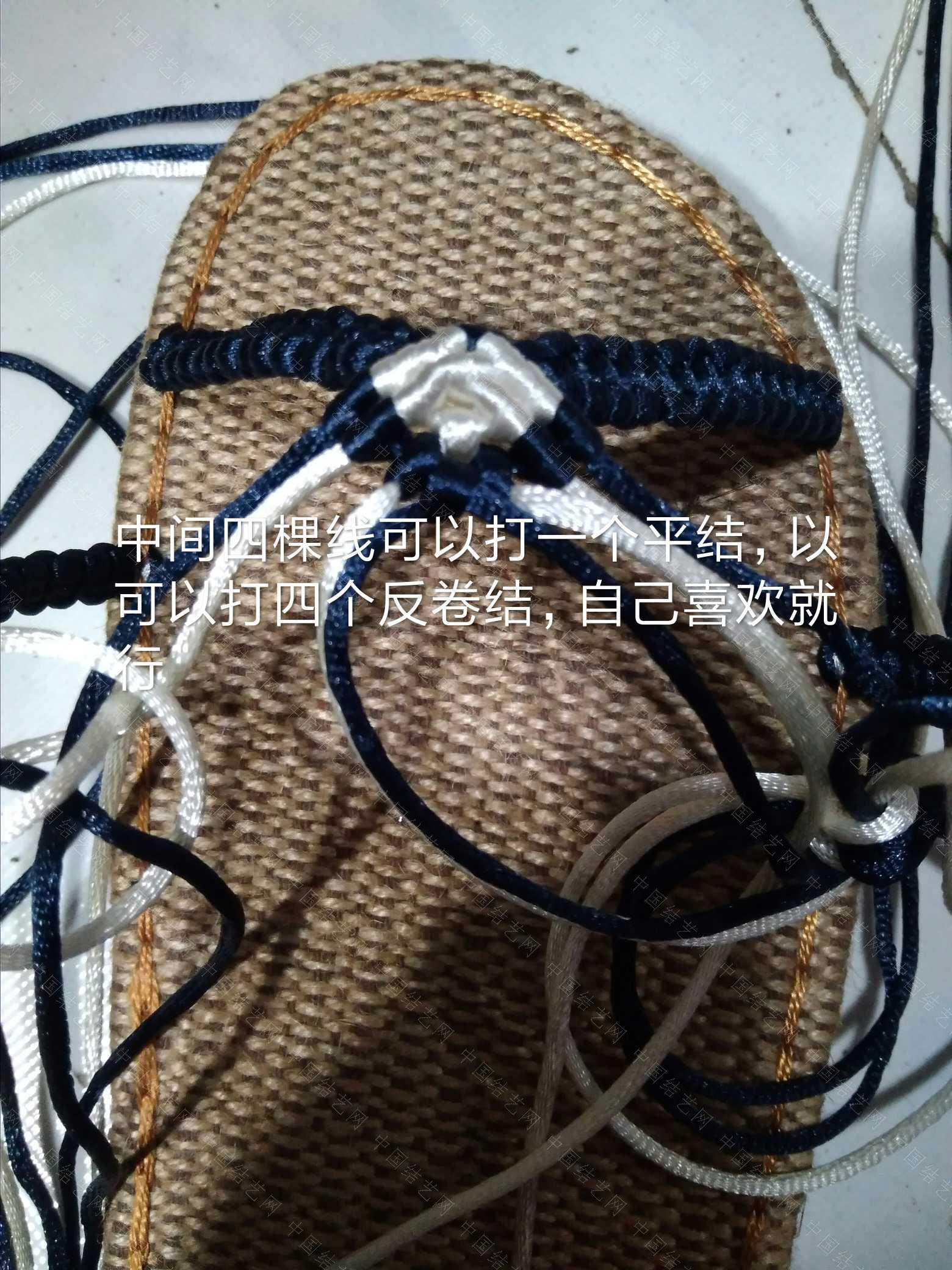 中国结论坛 手工艺术大世界,发个简单的男士拖鞋  图文教程区 234233kakulg4444ldctdc