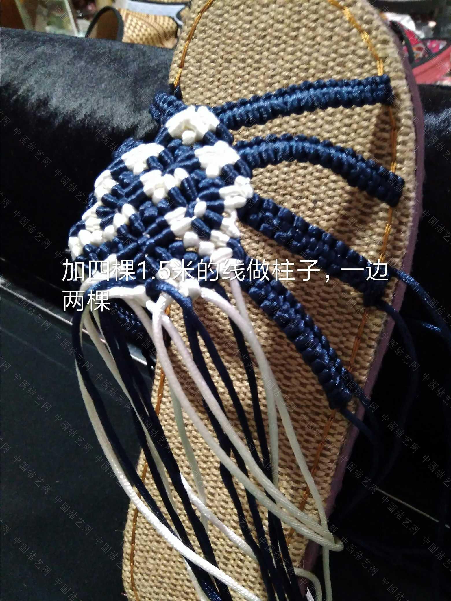 中国结论坛 手工艺术大世界,发个简单的男士拖鞋  图文教程区 234234ve2bnlzrkxf5ckqr
