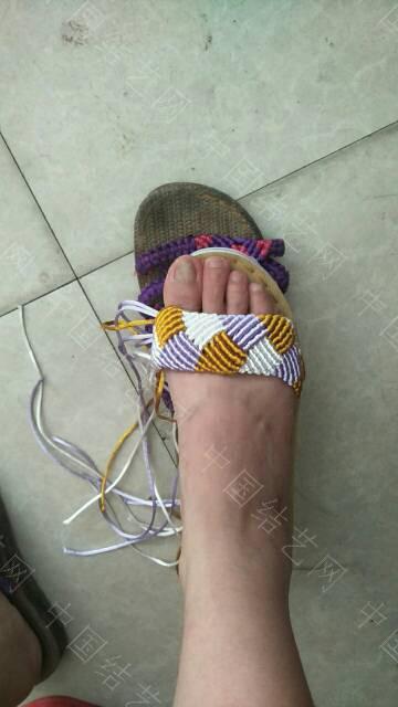 中国结论坛 三色格棱珍珠拖鞋  作品展示 191939loosf69sssqyoso4