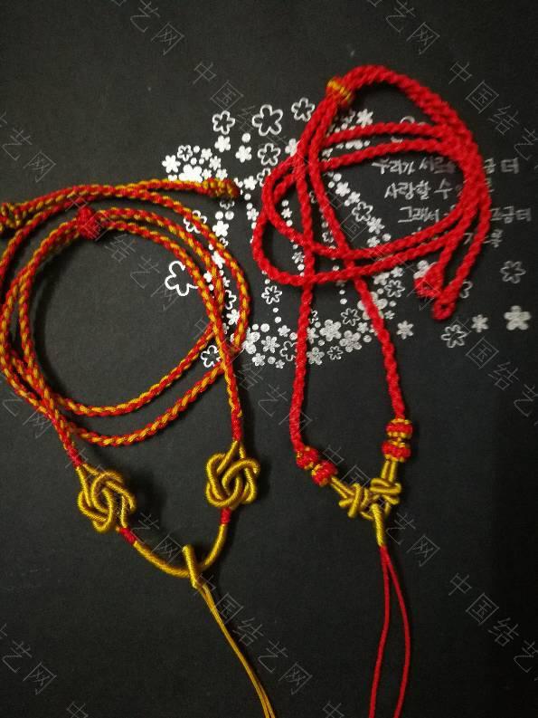 中国结论坛 两款项链  作品展示 221058rnvoyuvjvu4go8yv