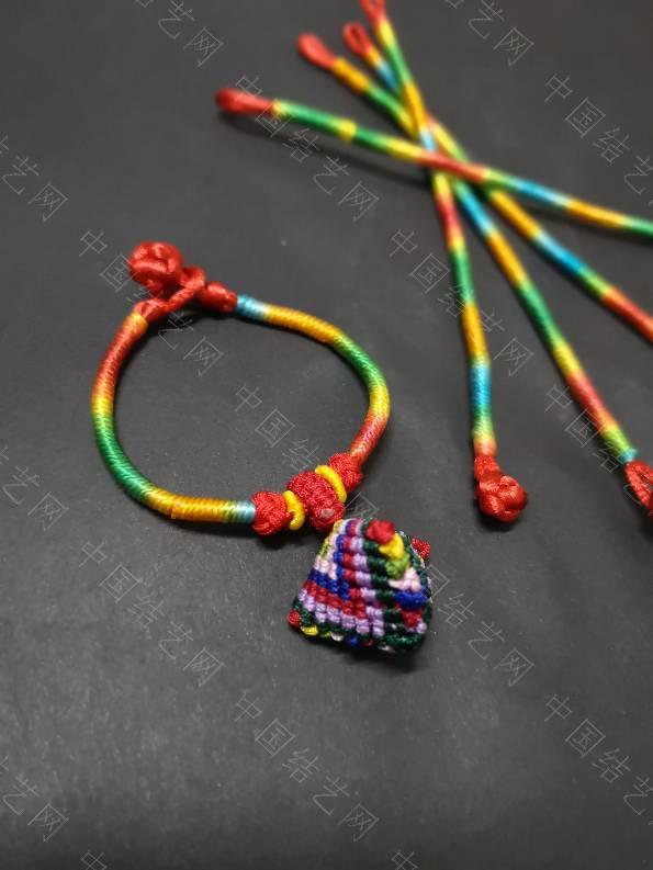 中国结论坛 小粽子手链  作品展示 003305fz6crr3p0r00ef3e