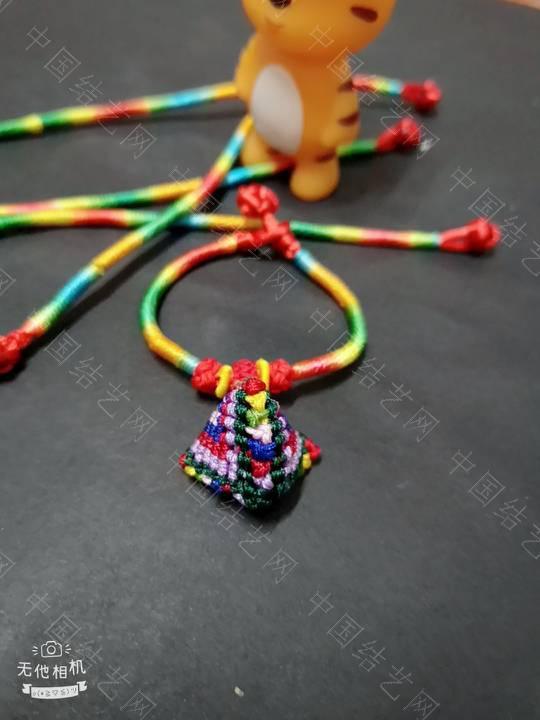 中国结论坛 小粽子手链  作品展示 003307g8kmmd0x0gdz00uv