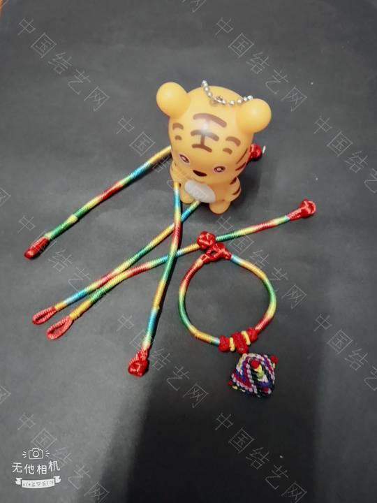 中国结论坛 小粽子手链  作品展示 003307p720ft0pgf09sgdp