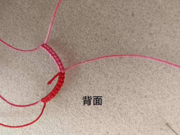 中国结论坛 雀头结的无痕接线法  作品展示 155928fv0299uwlmve1etm