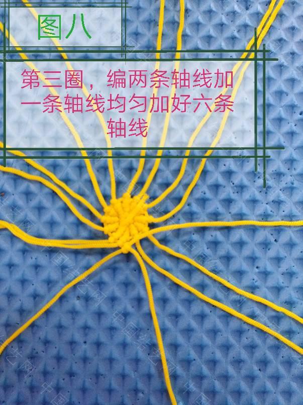 中国结论坛 微笑的香蕉(补)香蕉皮  立体绳结教程与交流区 194845nhtec3miai888a2l