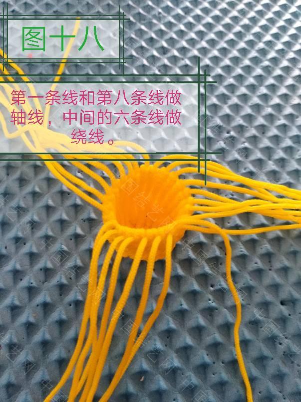 中国结论坛 微笑的香蕉(补)香蕉皮  立体绳结教程与交流区 194904xssfkffixqueeffx