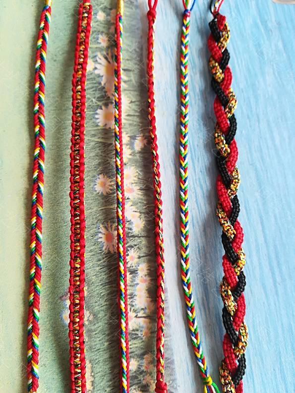 中国结论坛 端午五彩手绳,你准备了吗  作品展示 172601ltkfwyftzq6fykkp