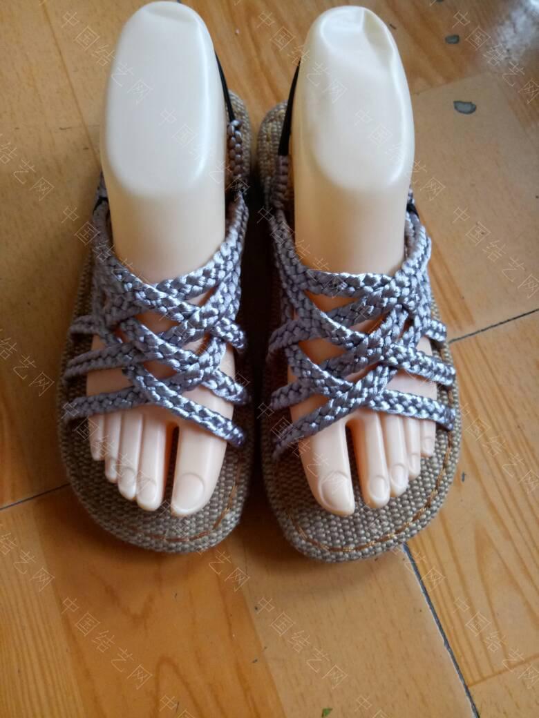 中国结论坛 凉鞋  作品展示 090039sjfrbf2ull3uj0az