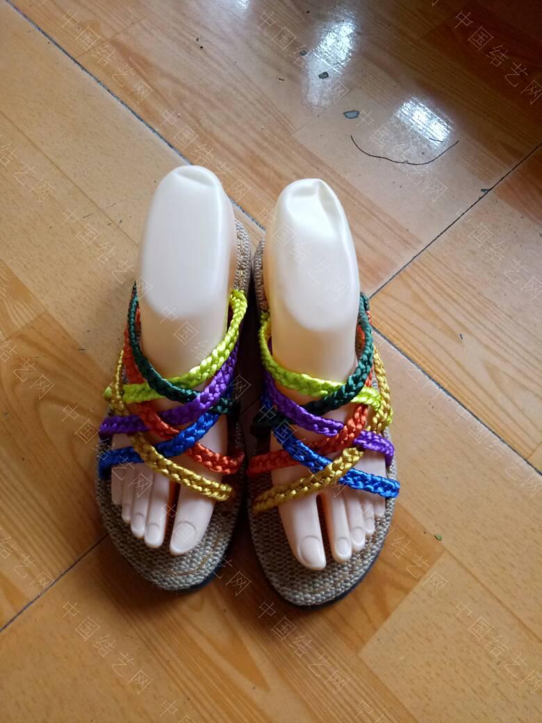 中国结论坛 凉鞋  作品展示 090040t3izizr36iji38tj