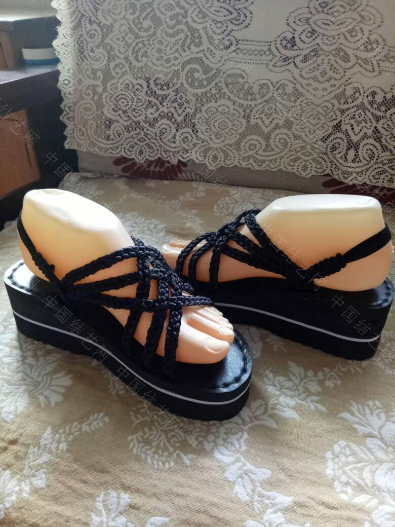 中国结论坛 凉鞋  作品展示 090042n2rc28hcew82nr0r