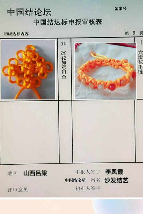 中国结论坛 沙发结艺_._初级达标申请  中国绳结艺术分级达标审核 155907kn9494cl58o9053z