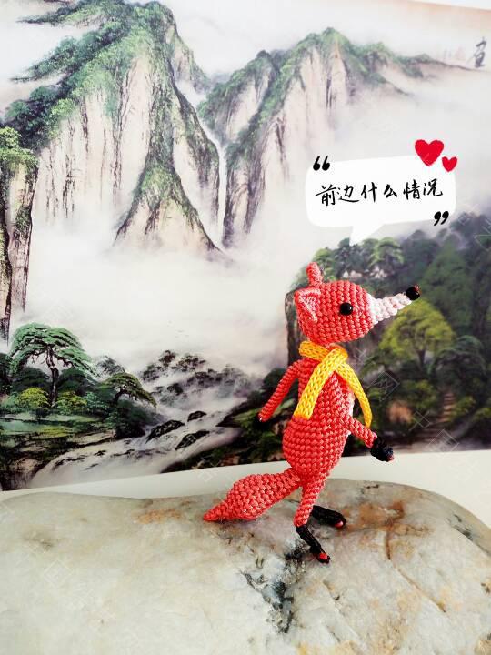 中国结论坛 倒霉的小狐狸  立体绳结教程与交流区 183221a26dea2qbxz6xezq