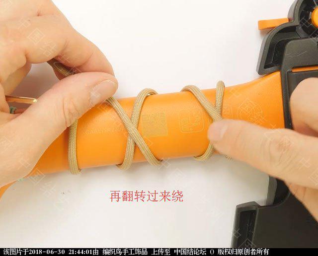 中国结论坛 伞绳编织,斧柄编织教程  图文教程区 214334c6a6afwnfc9pvaac