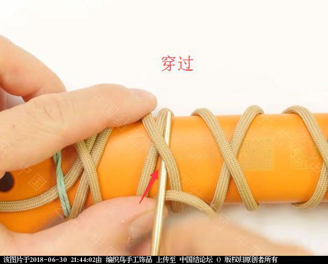 中国结论坛 伞绳编织,斧柄编织教程  图文教程区 214337ilynd5h6c8a5j3hj