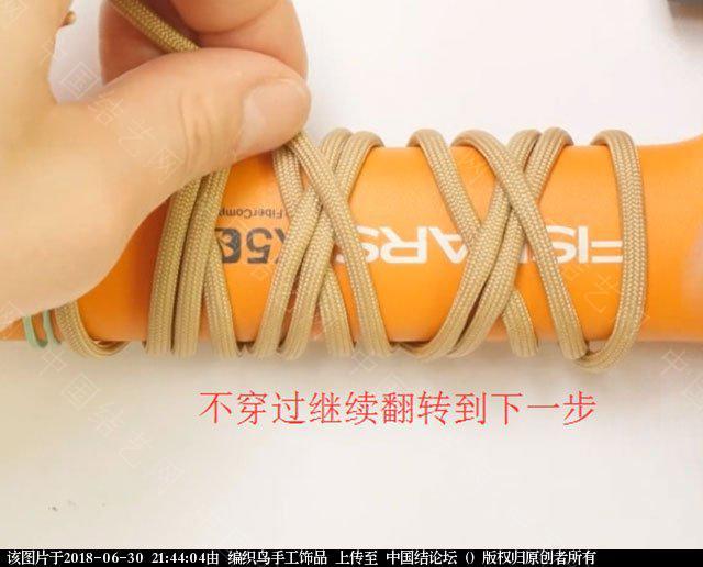 中国结论坛 伞绳编织,斧柄编织教程  图文教程区 214340bp4sxfm26f69sm2z