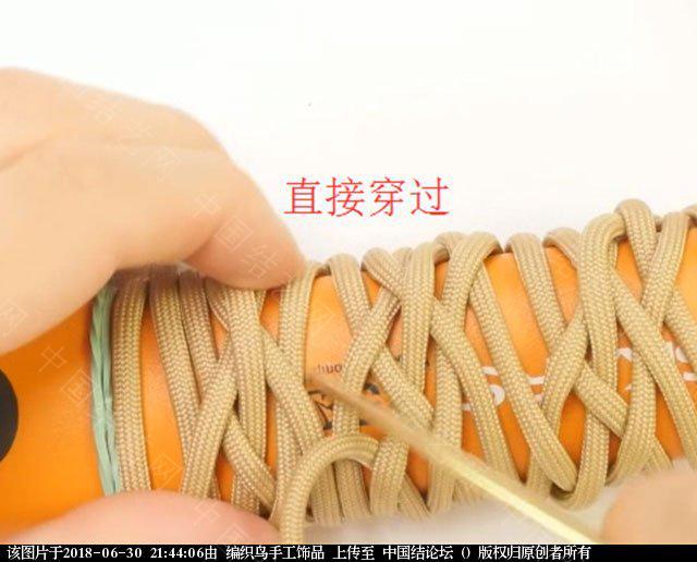 中国结论坛 伞绳编织,斧柄编织教程  图文教程区 214345wc9z6rx196rc5sst