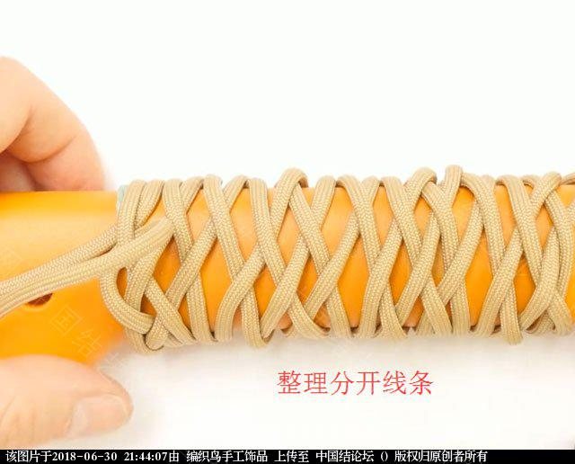 中国结论坛 伞绳编织,斧柄编织教程  图文教程区 214347dgdmng4kcgg8cvsw