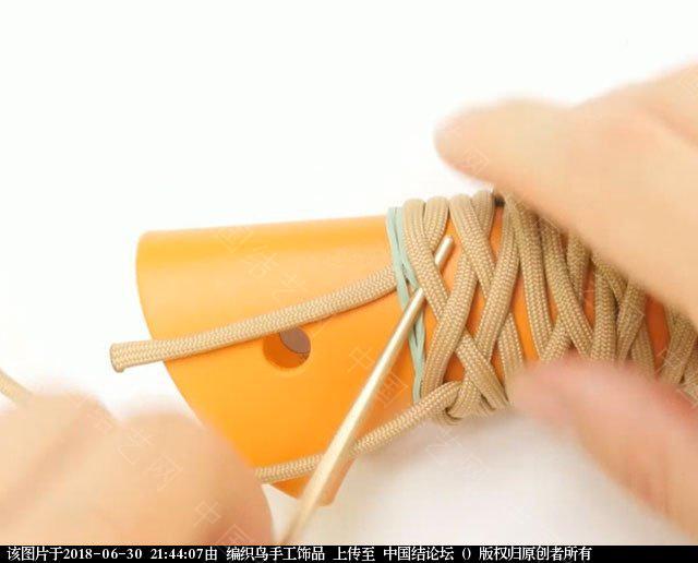 中国结论坛 伞绳编织,斧柄编织教程  图文教程区 214347he4rypprqvq8auv1