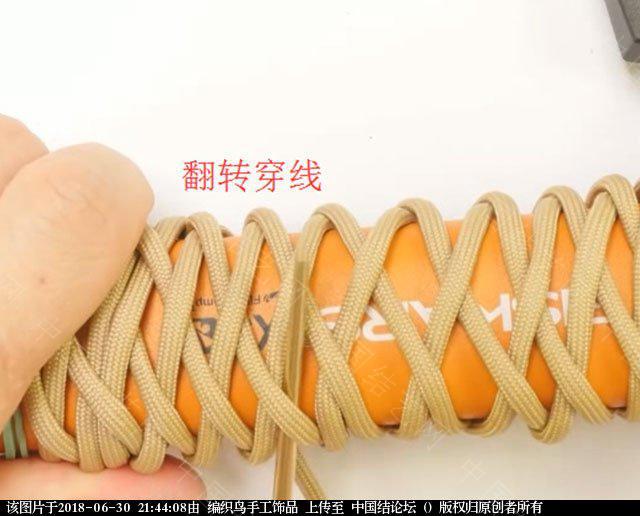 中国结论坛 伞绳编织,斧柄编织教程  图文教程区 214349pd52lllllmnsuuym